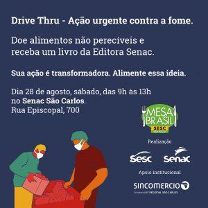 mesa brasil drive thru
